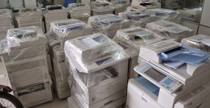 Dịch vụ cho thuê máy photocopy tại Hà Nội giá chỉ từ 800k (máy mới 95%)