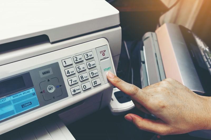 Một số lưu ý khi sử dụng máy photocopy